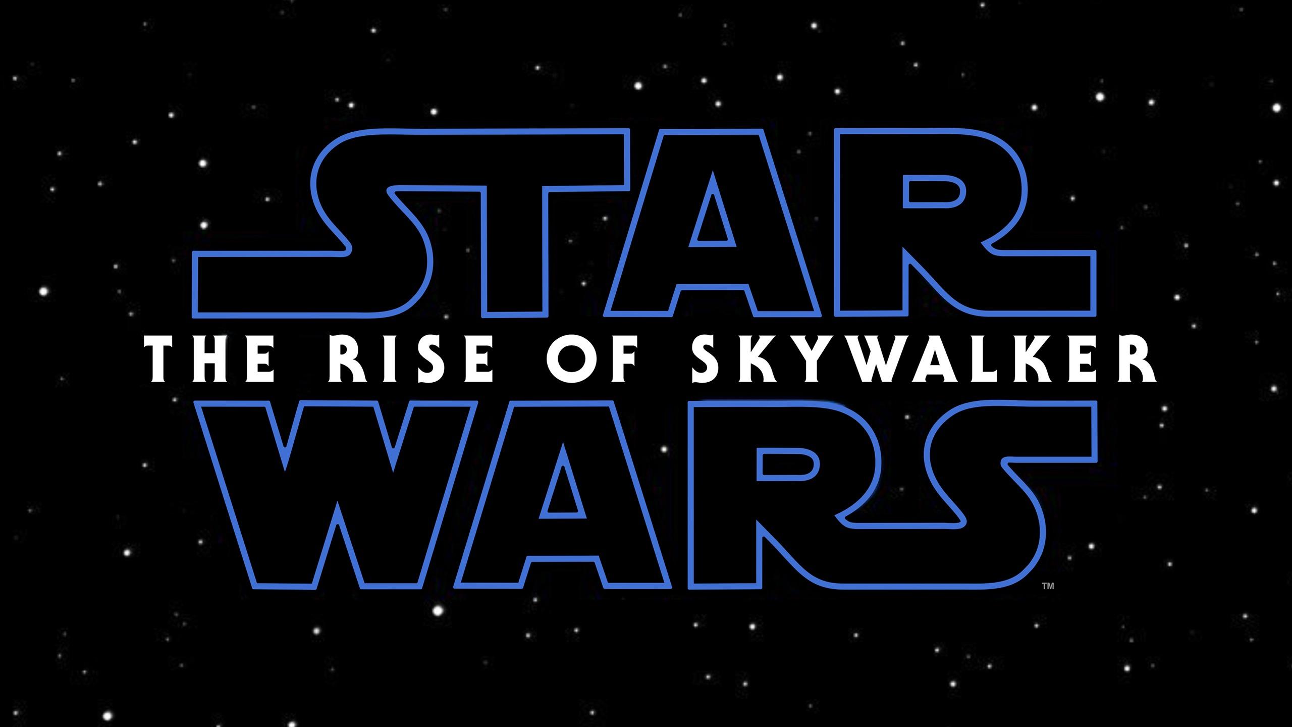 2019 Star Wars The Rise Of Skywalker 4k Hd Poster Preview 10wallpaper Com