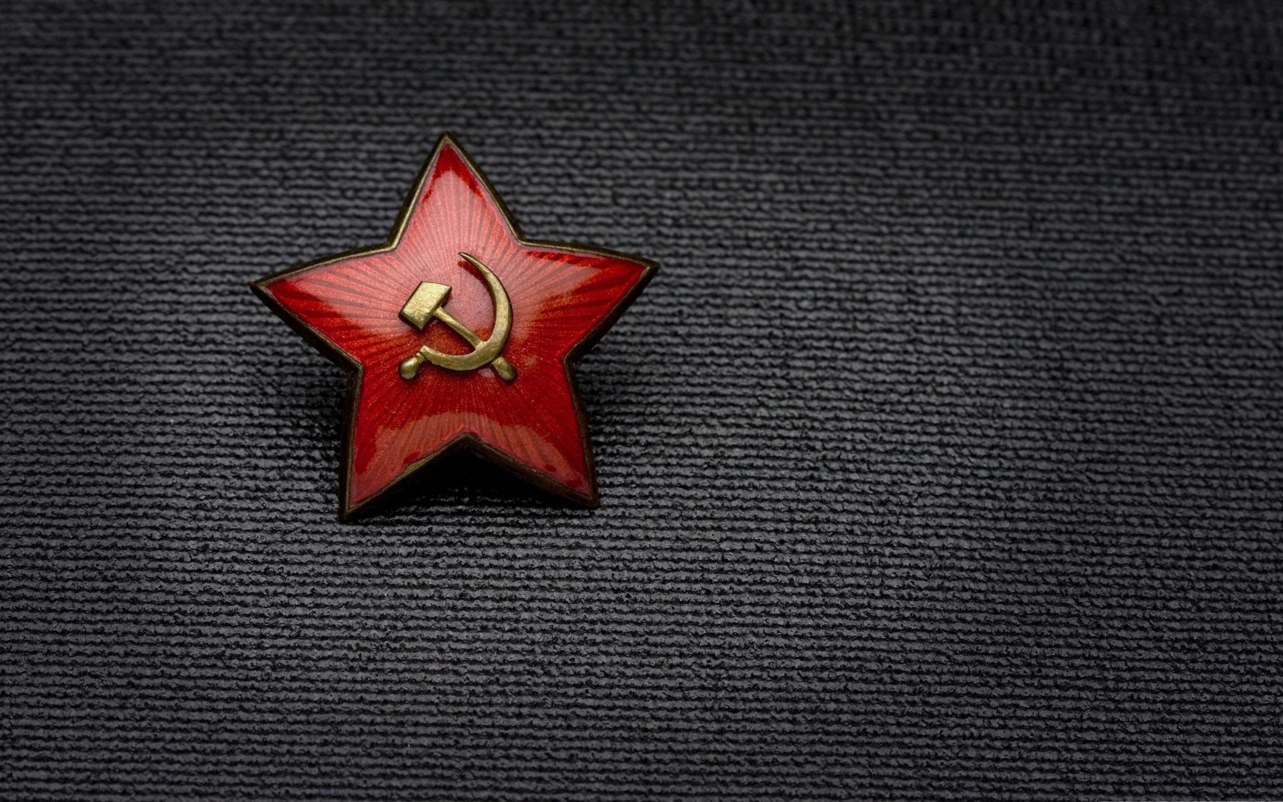 苏联徽章 LOMO 风格�影作品桌面  2560x1600 壁纸下载 10wallpapercom