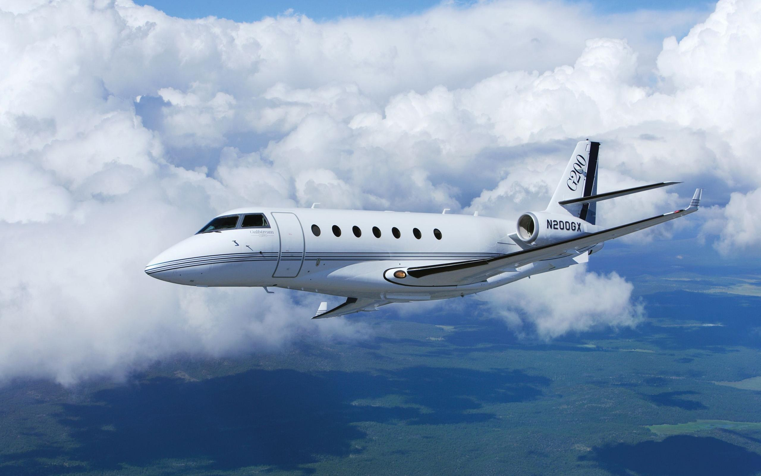 Gulfstream Supersonic Jet