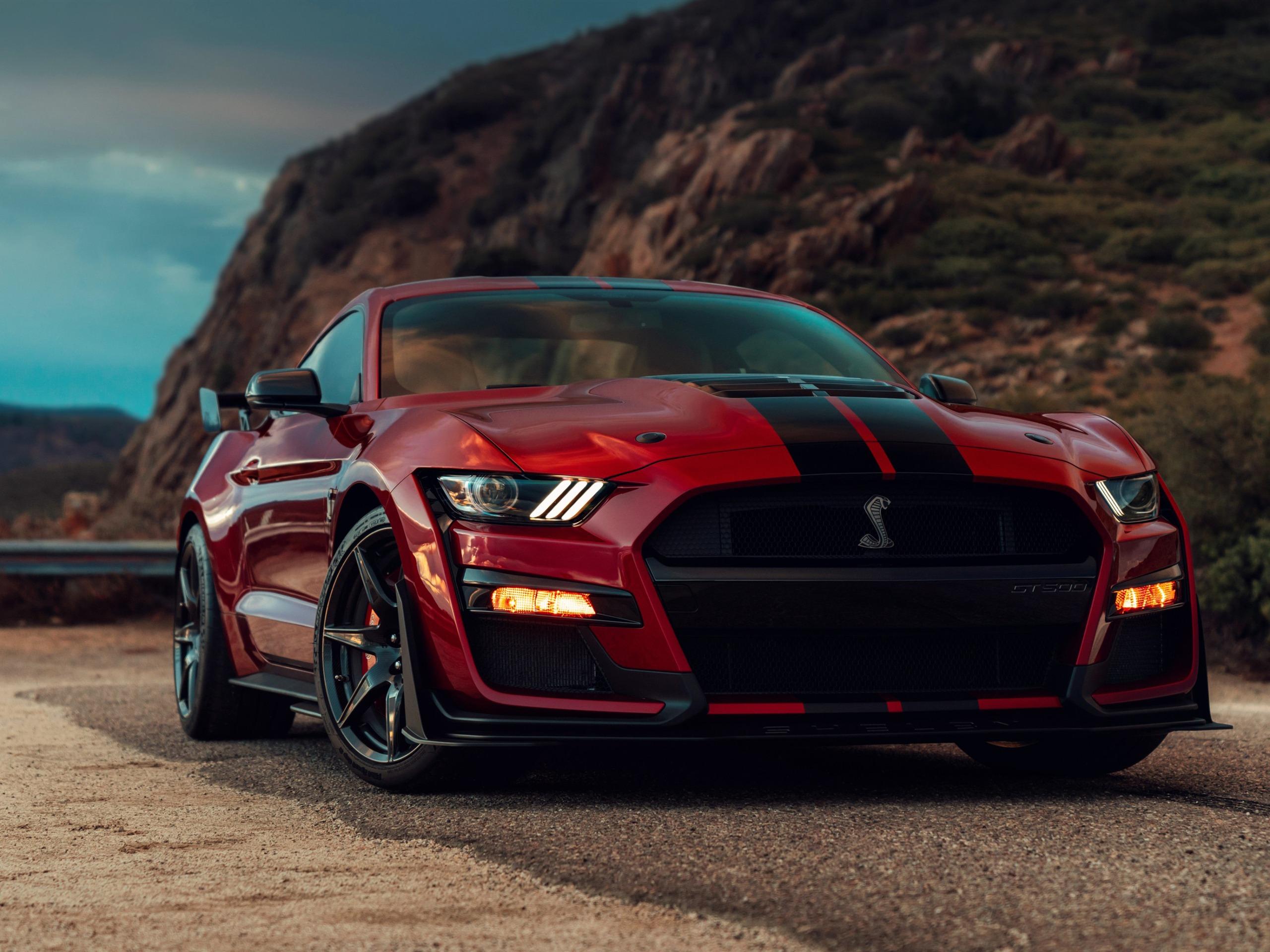 2019,福特,野马,谢尔比,GT500,超级跑车预览 | 10wallpaper.com
