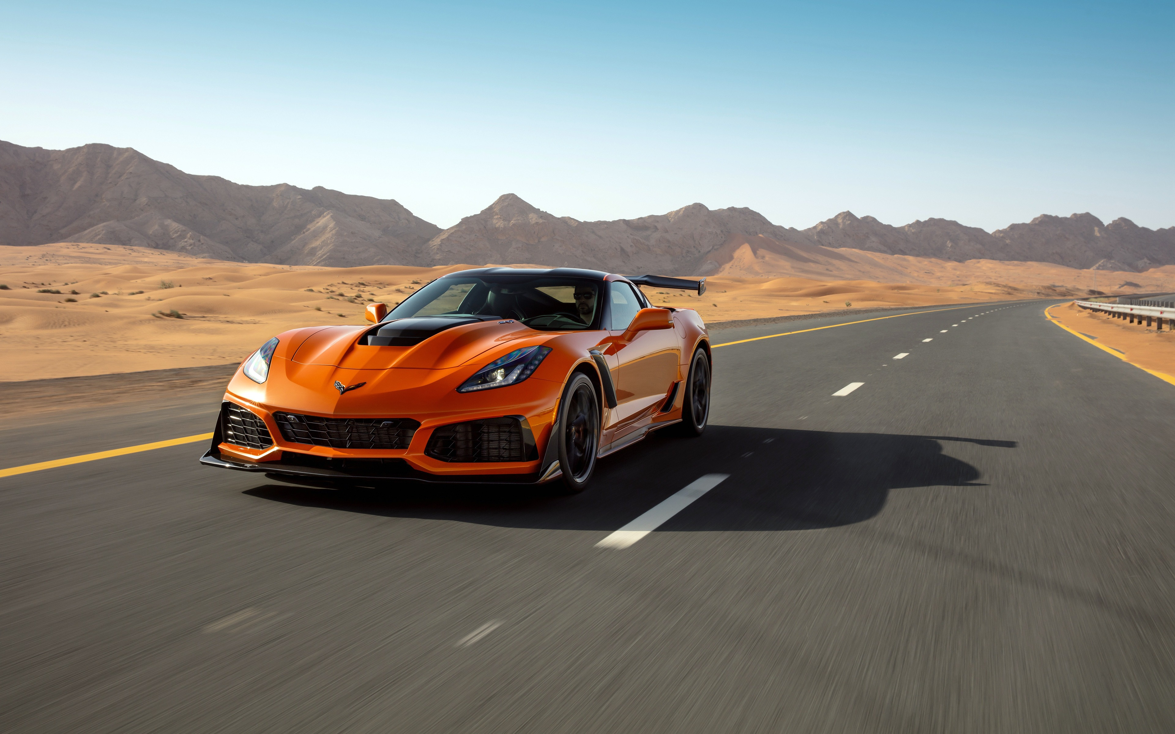 2019 Chevrolet Corvette ZR1 HD Poster Preview ...