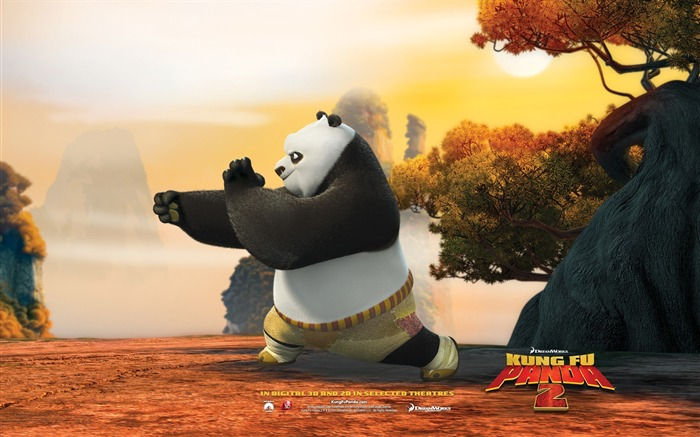 2011 Hollywood movie Kung Fu Panda 2 HD Wallpaper 10 Views:11848