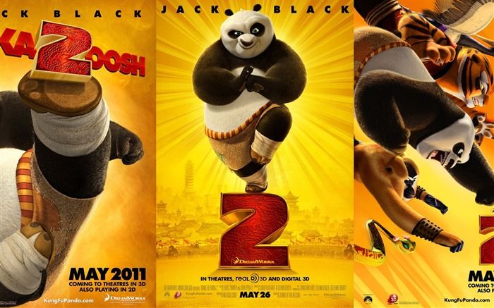 2011 Hollywood movie Kung Fu Panda 2 HD Wallpaper 121 Views:7239