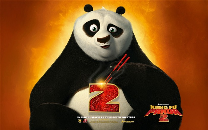 2011 Hollywood movie Kung Fu Panda 2 HD Wallpaper 5 Views:8405