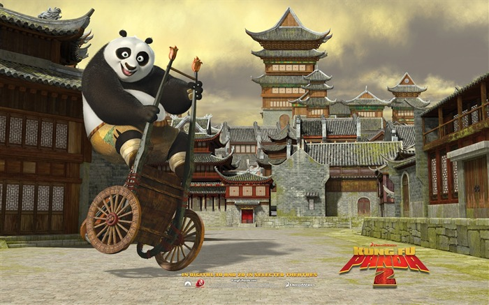 2011 Hollywood movie Kung Fu Panda 2 HD Wallpaper 8 Views:12771
