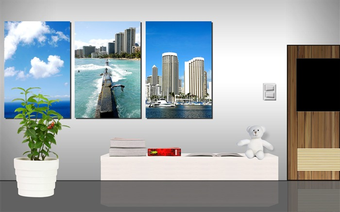 Creative Design  Inspiring Composite Art Wallpapers Views:12836
