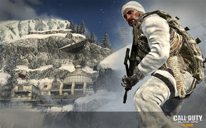 Call of Duty 7 Black Ops Wallpaper Views:7156