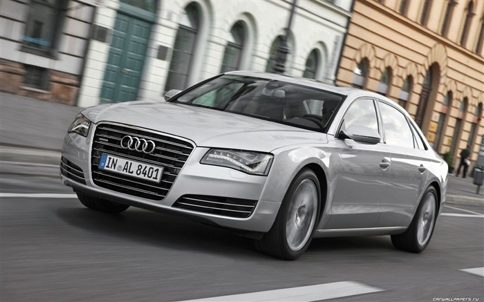 German cars Audi A8L HD Wallpapers Views:10893