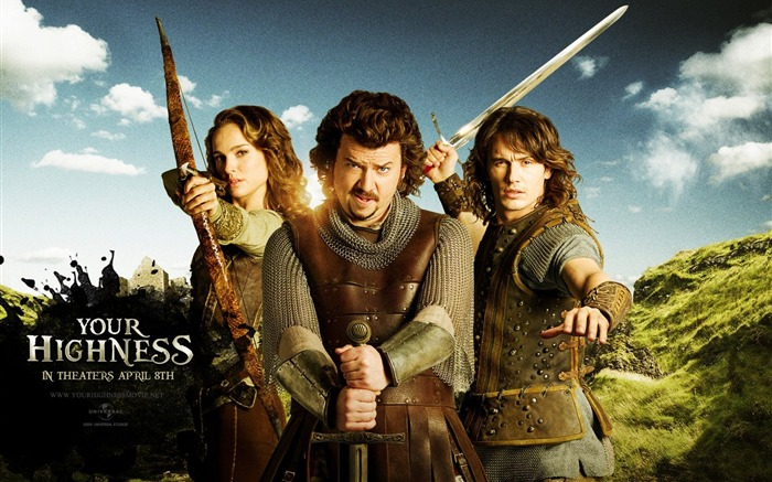 His Royal Highness Your Highness Movie Wallpaper Views:10361