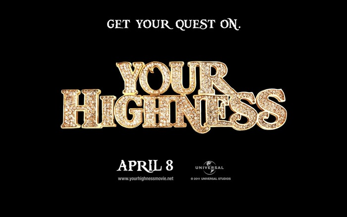 His Royal Highness Your Highness Movie Wallpaper A Views:4056