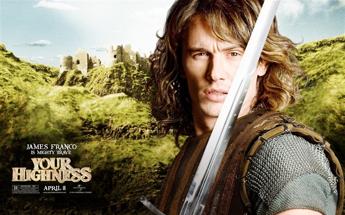 His Royal Highness Your Highness Movie Wallpaper C Views:3578