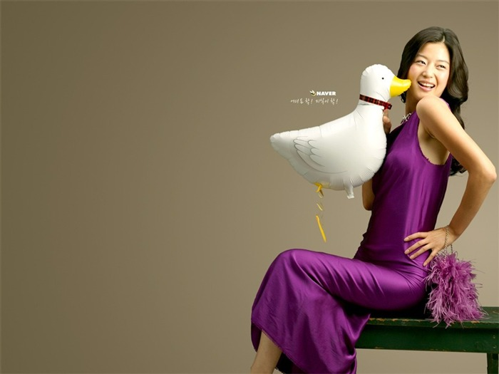 South Korean Jeon Ji Hyun wallpaper Views:12369