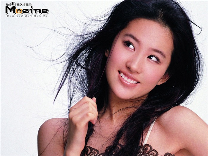 Liu Yifei Wallpaper - Music Magazine Views:4015