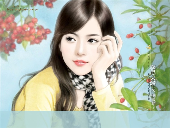 Beautiful Sweet Girls  Beautiful Girls illustrations Views:33140