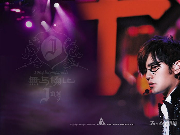 Unmatched - Jay Chou concert and album promotion wallpaper04 Views:3047 Date:5/24/2011 11:12:08 PM