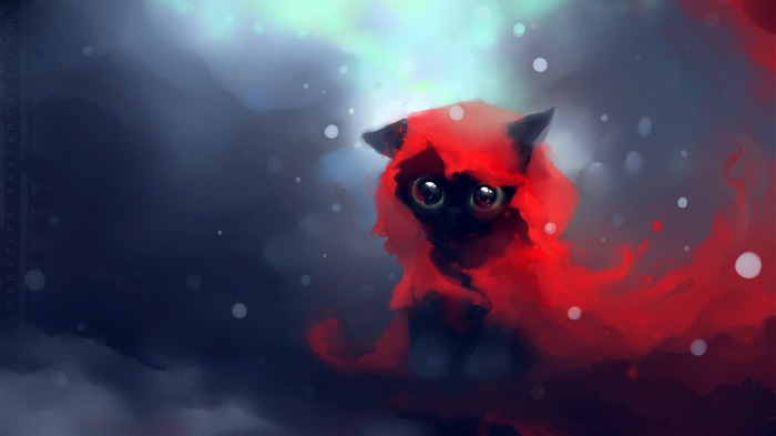 little red yin by apofiss Views:8441