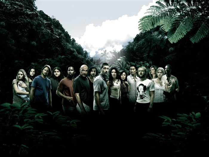 American TV series Lost HD wallpapers posters 2 Views:15422