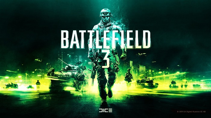 Battlefield 3 wallpapers Views:9979