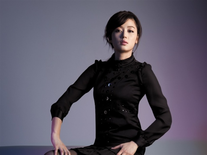 Jun Ji-hyun endorsement Korean clothing brand besti belli wallpaper 03 Views:4909