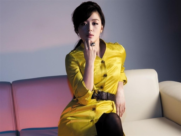 Jun Ji-hyun endorsement Korean clothing brand besti belli wallpaper 05 Views:2456
