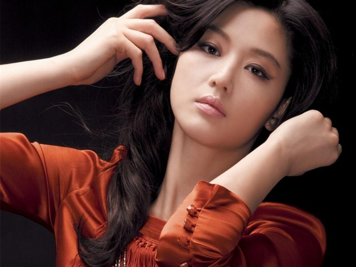Jun Ji-hyun endorsement Korean clothing brand besti belli wallpaper 06 Views:7409