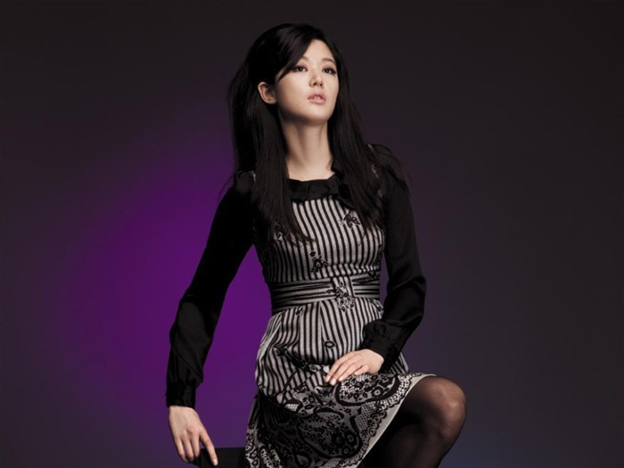 Jun Ji-hyun endorsement Korean clothing brand besti belli wallpaper 07 Views:3462