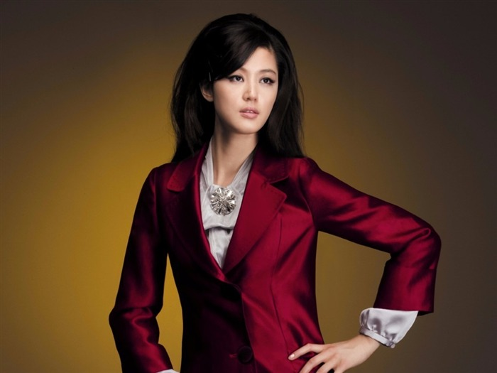 Jun Ji-hyun endorsement Korean clothing brand besti belli wallpaper 09 Views:4260