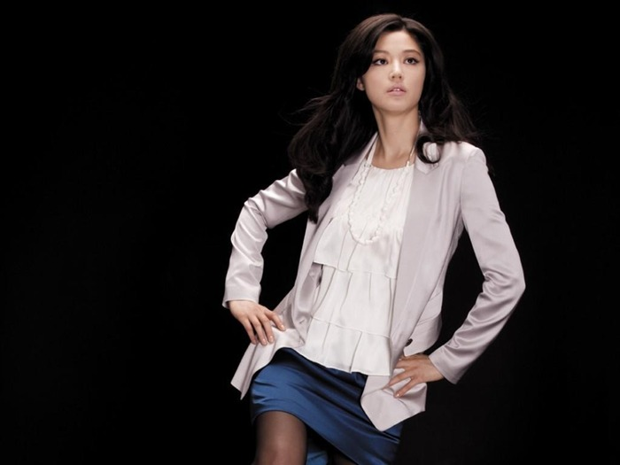Jun Ji-hyun endorsement Korean clothing brand besti belli wallpaper 12 Views:3751