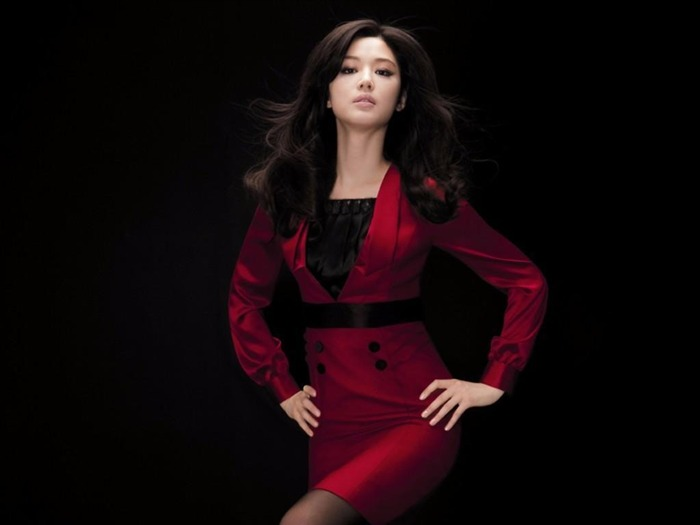 Jun Ji-hyun endorsement Korean clothing brand besti belli wallpaper 13 Views:2410