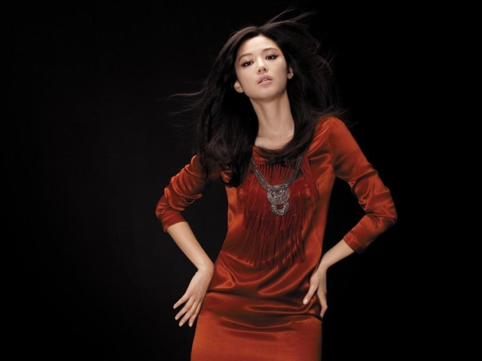 Jun Ji-hyun endorsement Korean clothing brand besti belli wallpaper 14 Views:2302