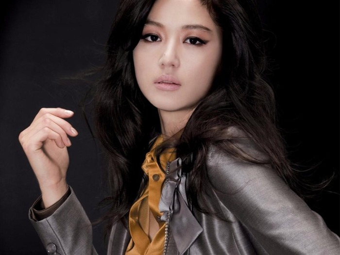 Jun Ji-hyun endorsement Korean clothing brand besti belli wallpaper 15 Views:3780