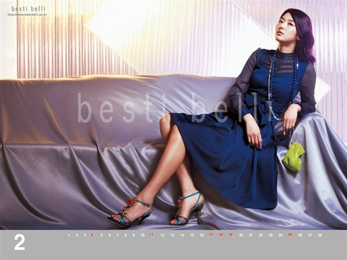 Jun Ji-hyun endorsement Korean clothing brand besti belli wallpaper 35 Views:1062