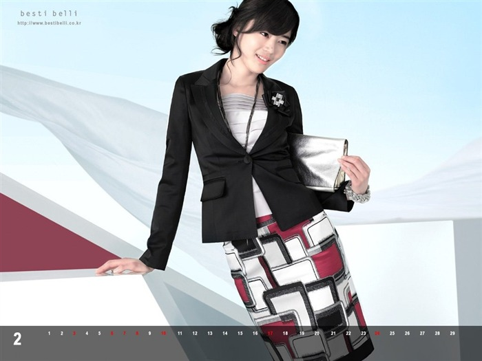 Jun Ji-hyun endorsement Korean clothing brand besti belli wallpaper 46 Views:1471