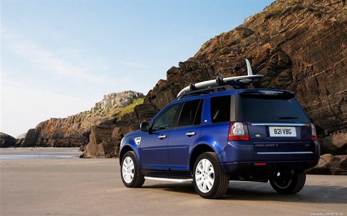 Land Rover Freelander 2 - 2011 HD wallpaper 02 Views:6272