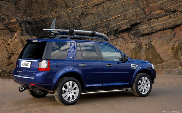 Land Rover Freelander 2 - 2011 HD wallpaper 03 Views:6069