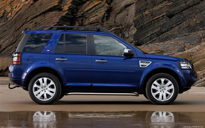 Land Rover Freelander 2 - 2011 HD wallpaper 04 Views:8049