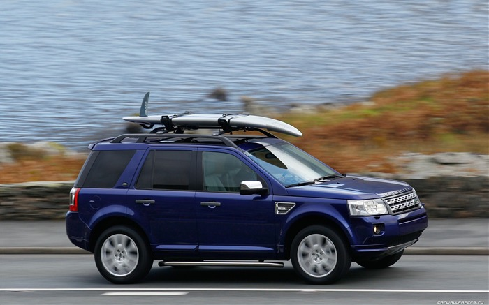 Land Rover Freelander 2 - 2011 HD wallpaper 05 Views:6217