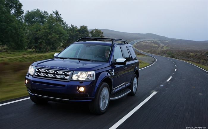 Land Rover Freelander 2 - 2011 HD wallpaper 07 Views:8615