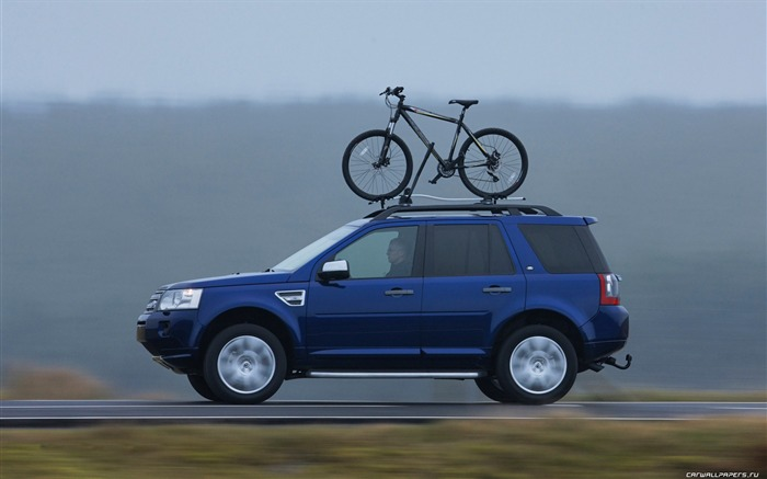 Land Rover Freelander 2 - 2011 HD wallpaper 08 Views:5881