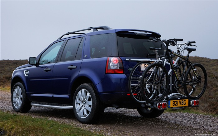 Land Rover Freelander 2 - 2011 HD wallpaper 09 Views:6366