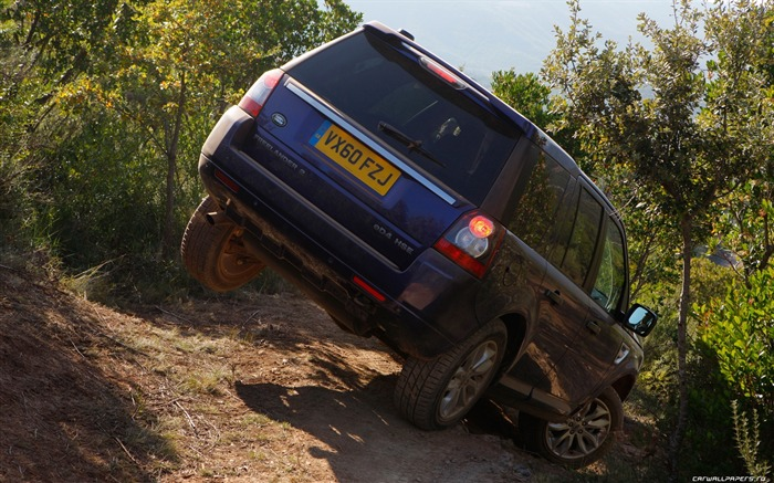 Land Rover Freelander 2 - 2011 HD wallpaper 11 Views:7196