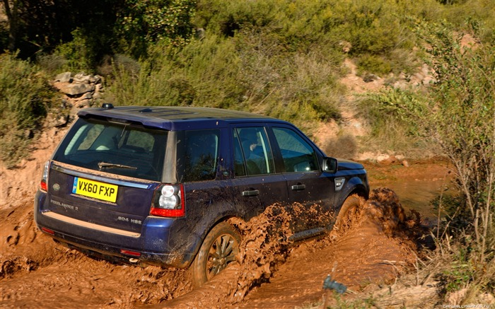 Land Rover Freelander 2 - 2011 HD wallpaper 15 Views:5319