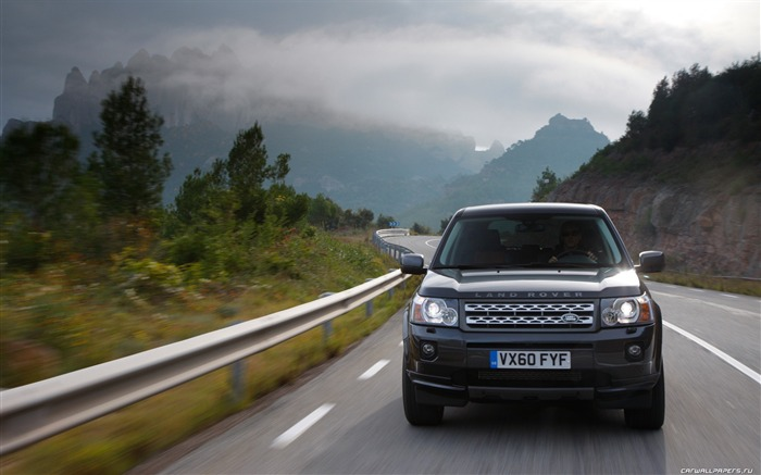 Land Rover Freelander 2 - 2011 HD wallpaper 20 Views:7029