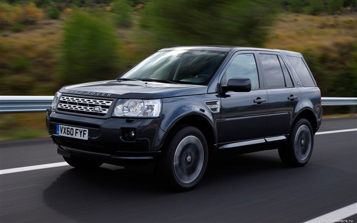 Land Rover Freelander 2 - 2011 HD wallpaper Views:17733