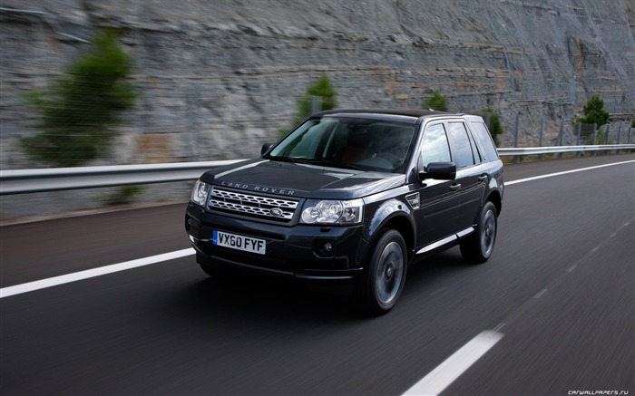 Land Rover Freelander 2 - 2011 HD wallpaper 22 Views:5922