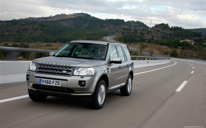 Land Rover Freelander 2 - 2011 HD wallpaper 23 Views:8562
