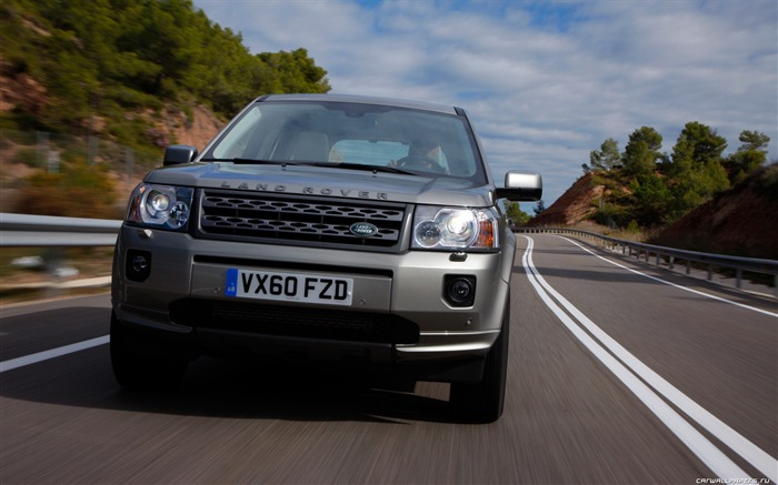 Land Rover Freelander 2 - 2011 HD wallpaper 24 Views:5802