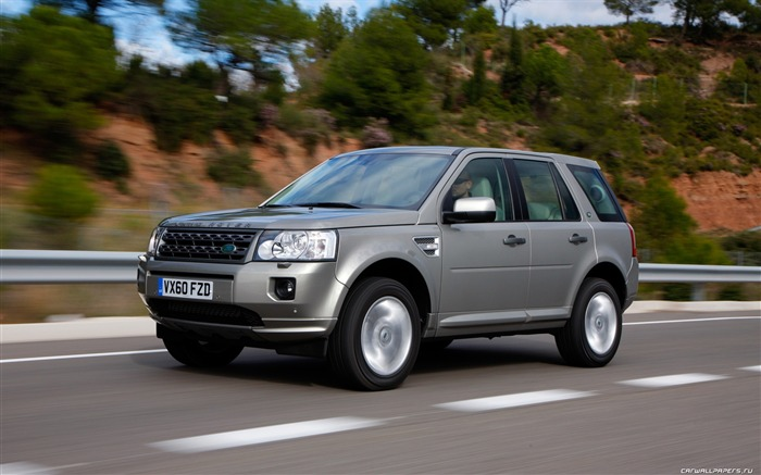 Land Rover Freelander 2 - 2011 HD wallpaper 25 Views:6524