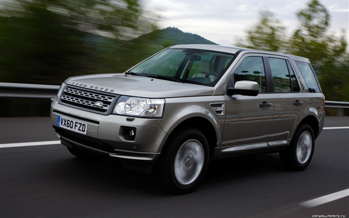 Land Rover Freelander 2 - 2011 HD wallpaper 27 Views:4504