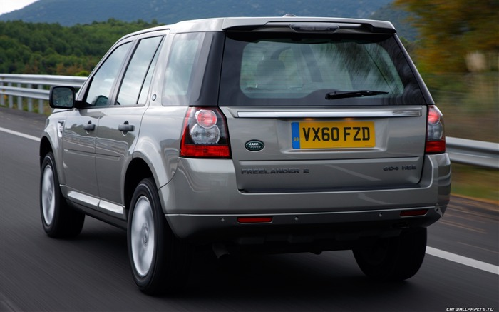 Land Rover Freelander 2 - 2011 HD wallpaper 28 Views:4057